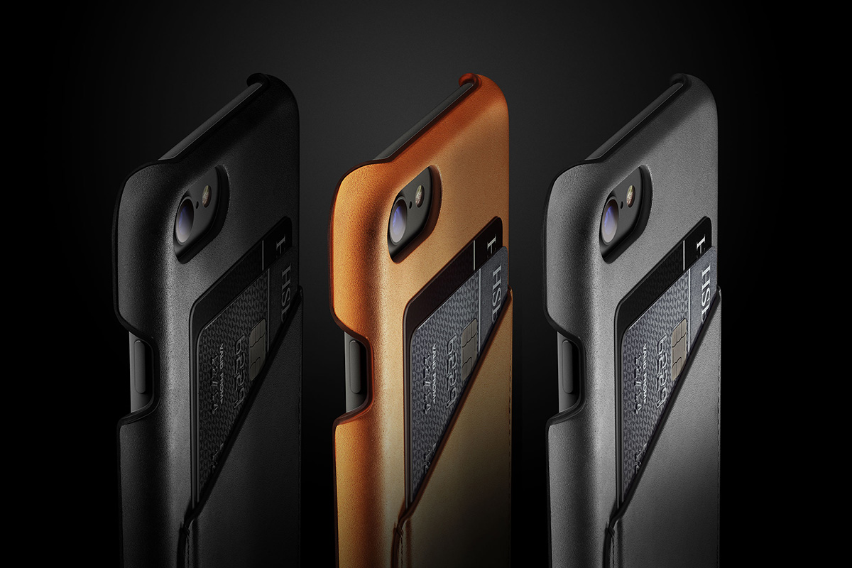 iPhone 7 Wallet - Suojakansi